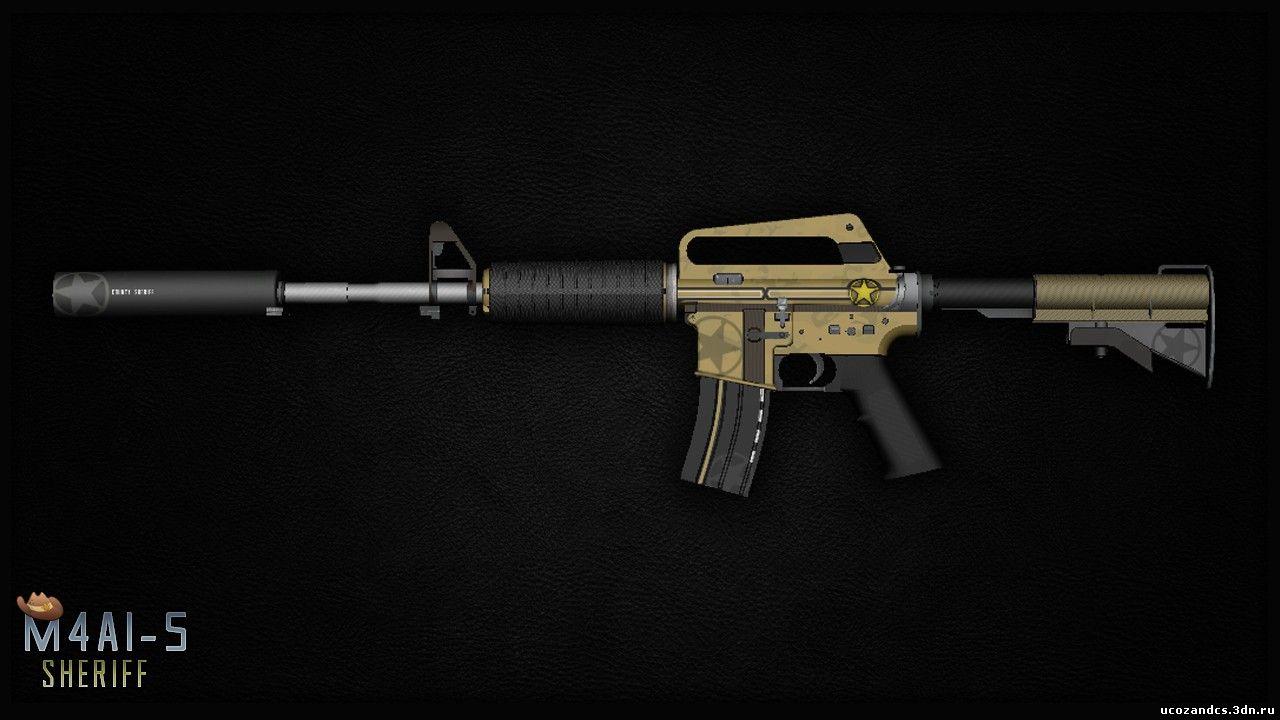 Counter strike global offensive 3d модели оружия cs go change bot weapons